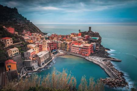 Village of Cinque Terre