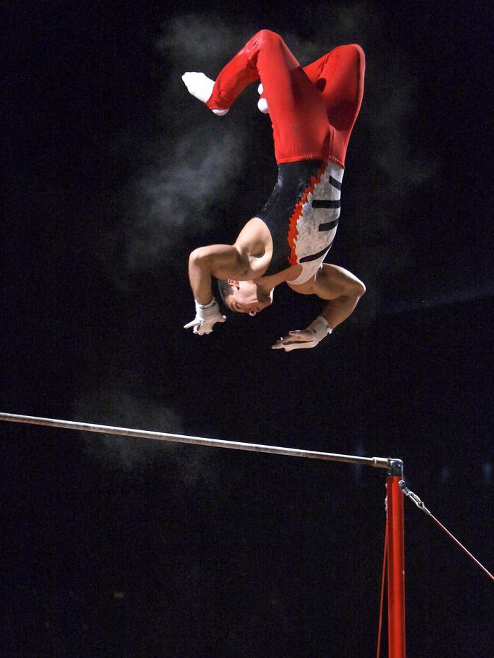 Gymnastique 70