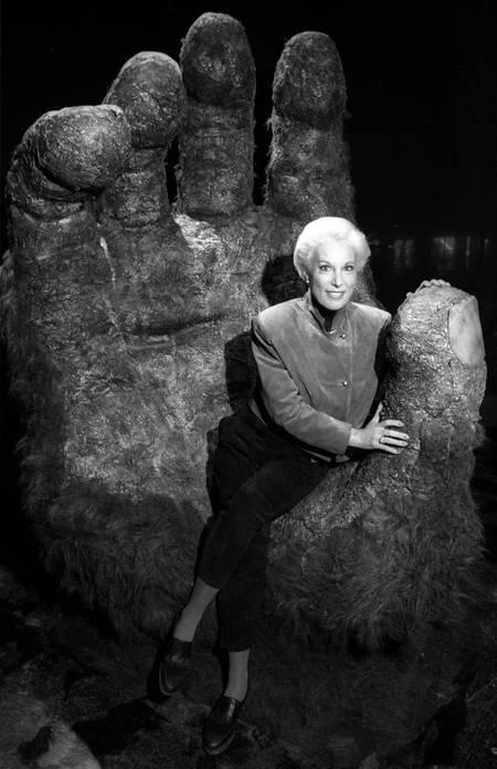 Bernadette Lafont
