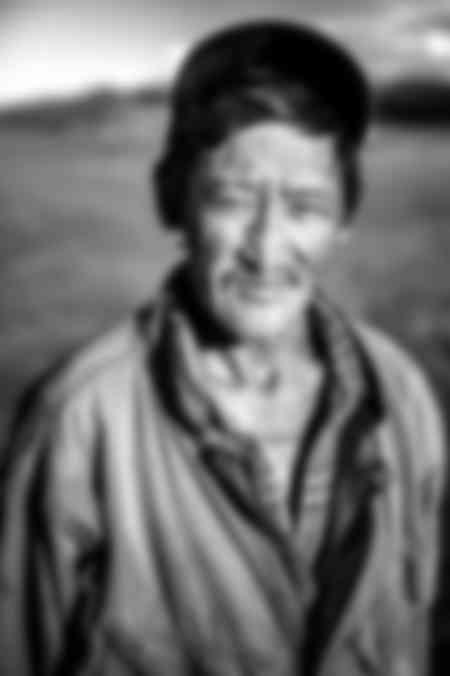 Portrait Mongolie