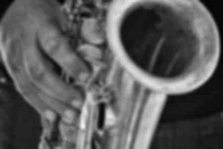 Sassofonista di strada