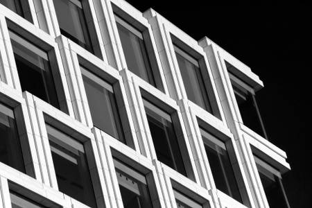Square windows