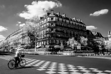 The Saint Germain des Pres bike