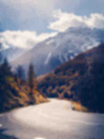 Ruta de los Altos Alpes