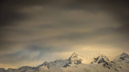 Belledonne in winter 02