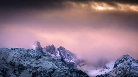 The 3 Peaks of Belledonne