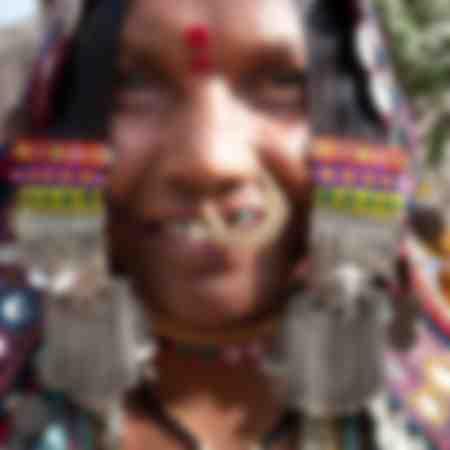Femme Lambani Bijapur Inde