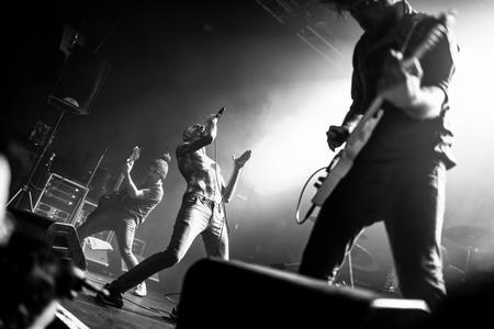 No One Is Innocent en concert 003