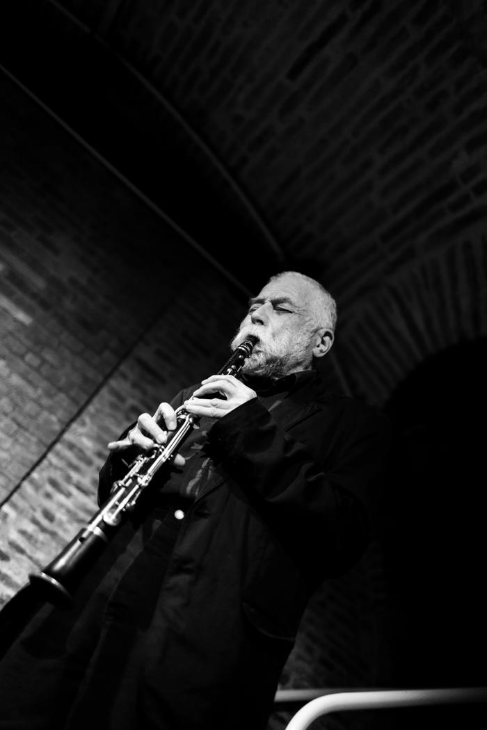Peter Brotzmann Concert Krakow Night