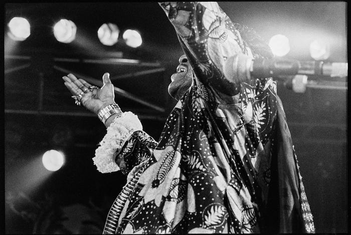 Screamin Jay Hawkins 1995 Concert 006