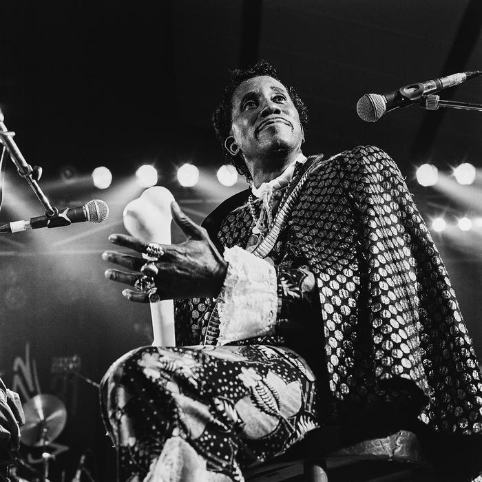 Screamin Jay Hawkins Concert 1995