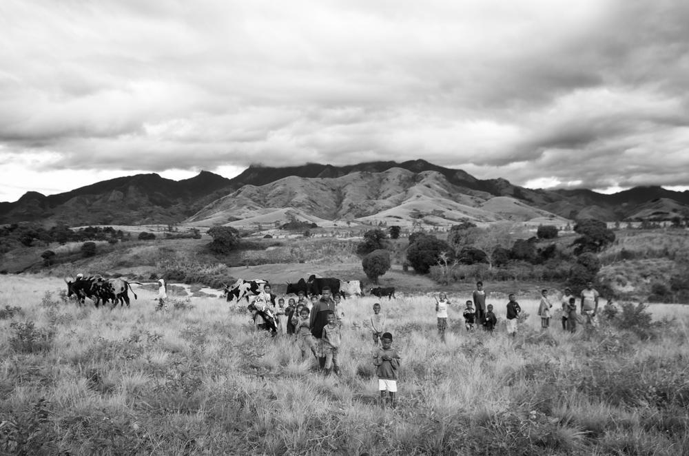 Habitants  De Brousse