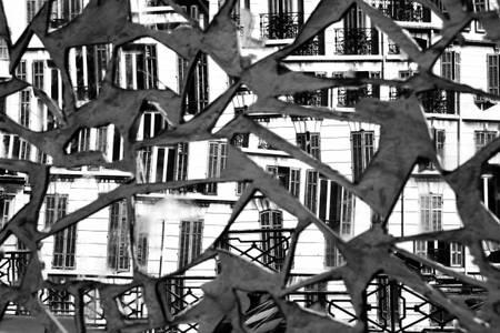 miroir de ville