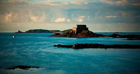 le sentier des Douaniers de Bretagne - e
