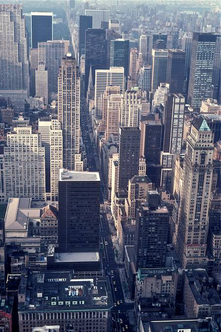 Manhattan USA 1986