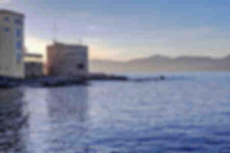 Saint-Tropez - Der Turm von Portalet