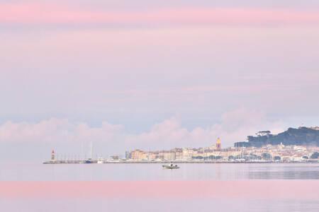 Saint-Tropez en hiver
