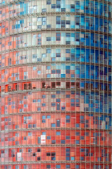 Agbar Tower Barcelona Jean Nouvel architect