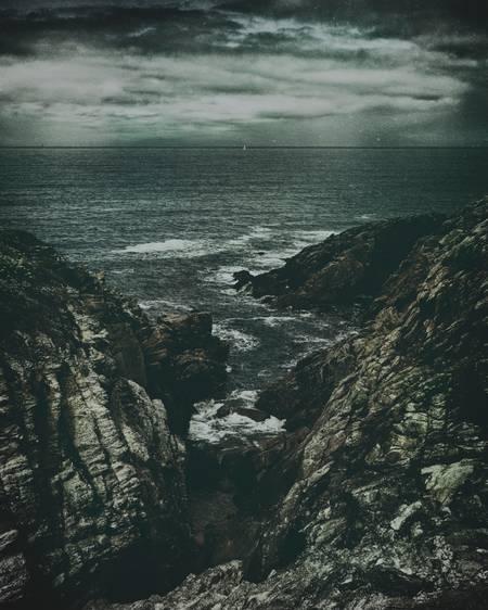Bleaky Coast