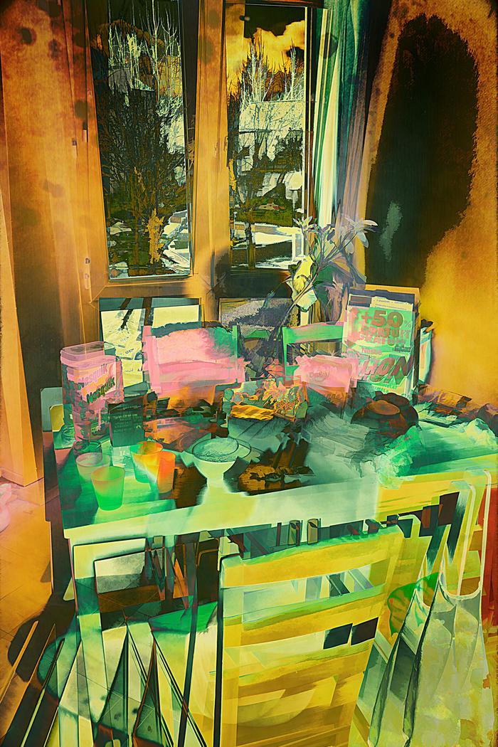 Psychedelic Breakfast