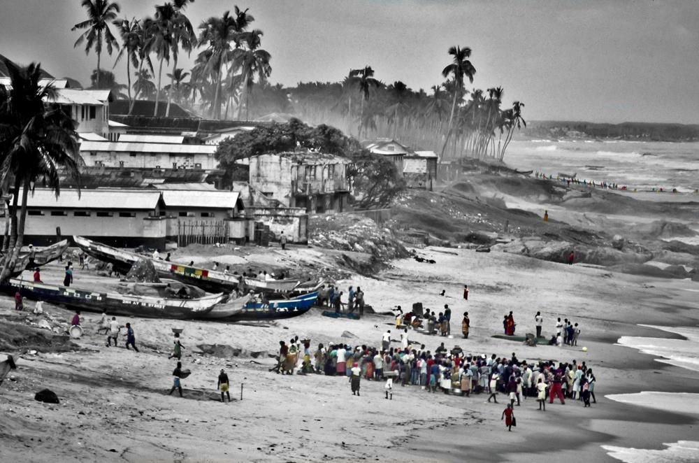 Plage Afrique