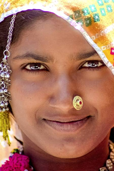 Bohémienne du Rajasthan 2