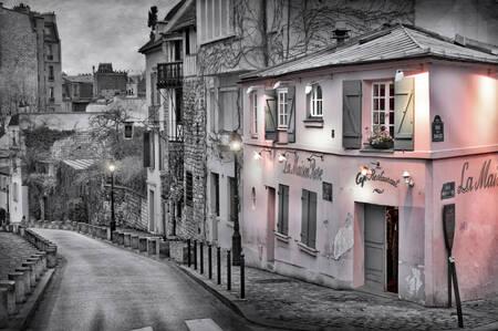 Det rosa huset