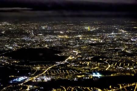 Parigi dal cielo