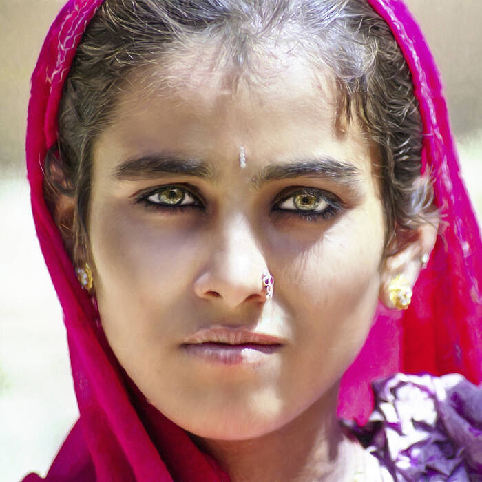 Bohemienne Du Rajasthan 3