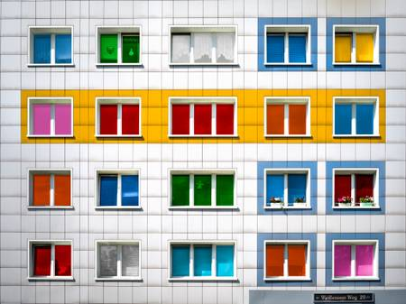 Color windows