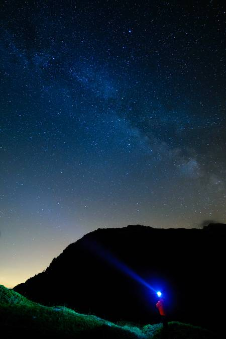 A light among the stars