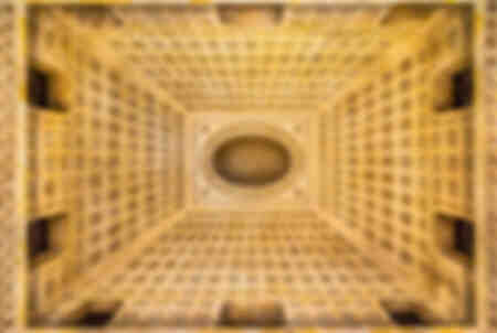 Dome du Grand Hotel Dieu de Lyon