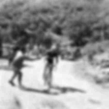 Gino Bartali en difficulté sur le Tour 1952
