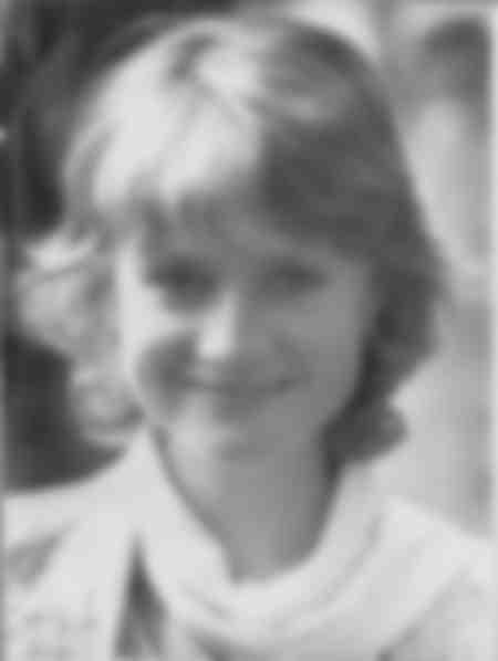 Isabelle Huppert en 1977