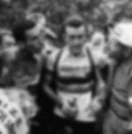 Louison Bobet sur le Tour 1955