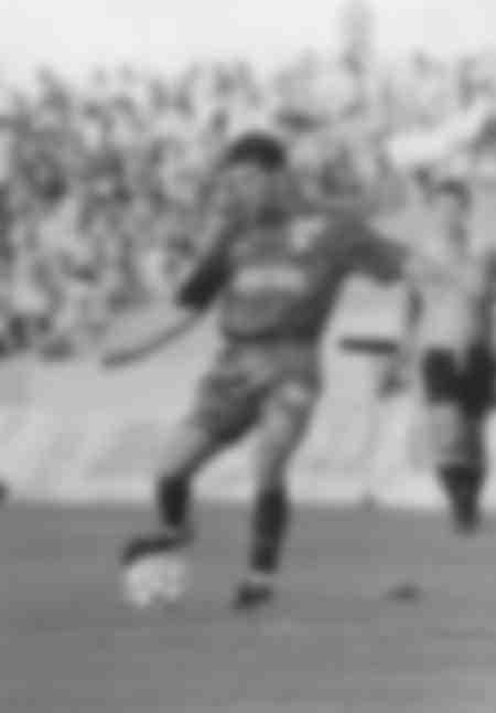 Zidane aux Girondins de Bordeaux en 1993