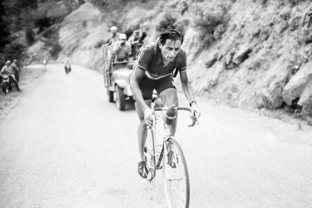 Fausto Coppi Sur Le Tour De France 1952
