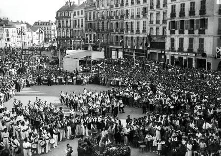 Fêtes de Bayonne en 1948 - 2