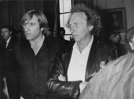 Gérard Depardieu et Pierre Richard