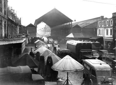 Les Capucins en 1951