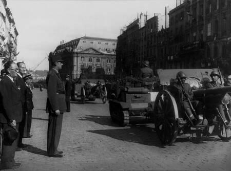 Libération de Bordeaux Général de Gaulle