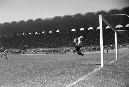 Match Girondins vs Roubaix en 1950