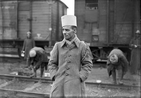 Portrait d un soldat 2eme guerre mondiale