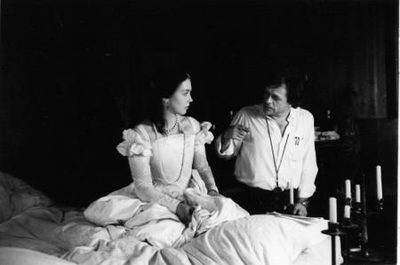 """tournage du film """"La Reine Margot"""" à Bordeaux en août 1993"""