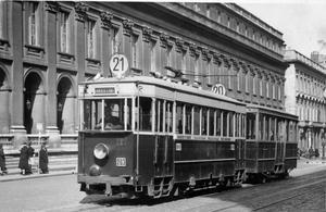 Tramway Bordeaux 1958