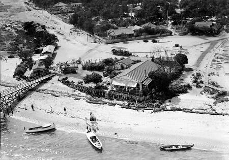 Villa Hortense Cap Ferret between 1930 and 1950