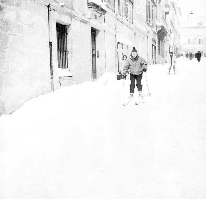Fevrier 1956 A Bordeaux O