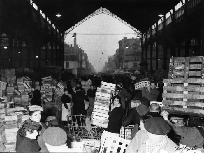 Marche Des Capucins En 1955