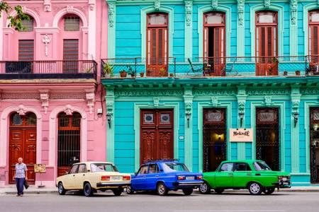 Colonial style house Havana