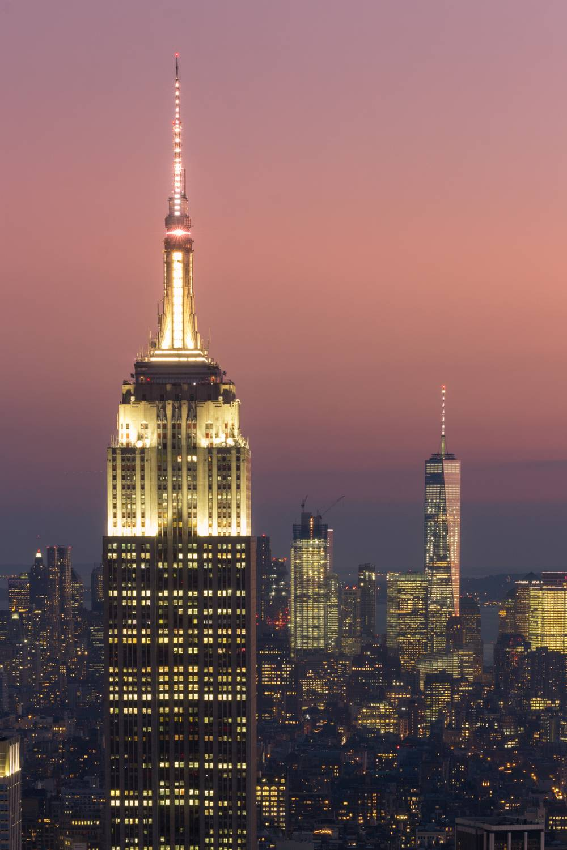 Empire State Building Description En Anglais